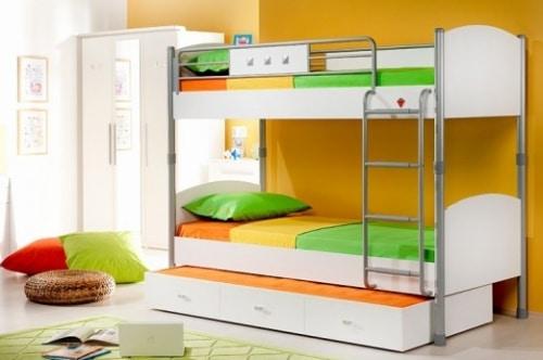 Mało Miejsca W Pokoju Dla Dzieci Wybierz łóżko Piętrowe