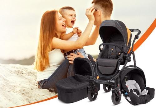Wózki dziecięce do podróży