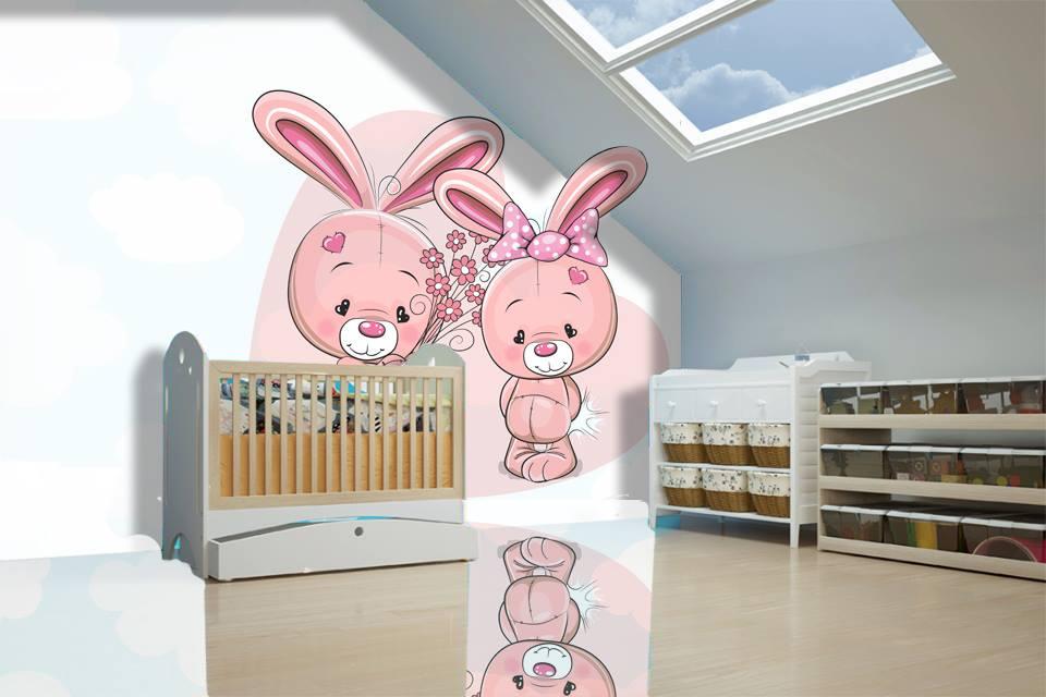 Dekoracja w pokoju dziecka